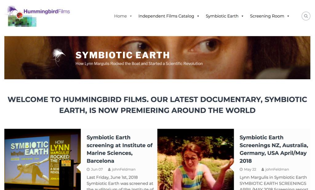 Hummingbird Films by Tom Stier